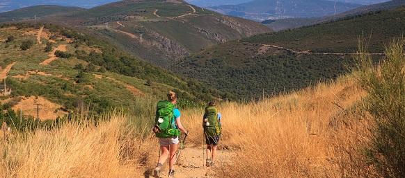 Pilgrimsvandring Spanien etapp 1