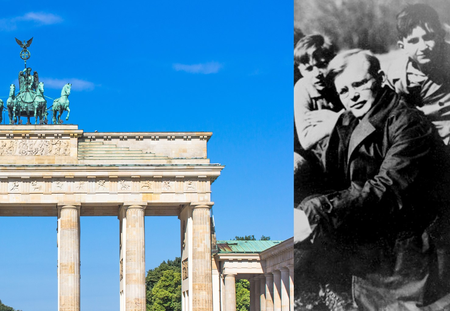 Berlin med Dietrich Bonhoeffer, 26-30 sept